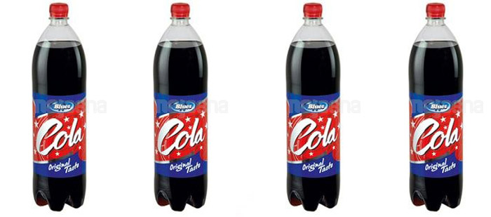 Blues Cola