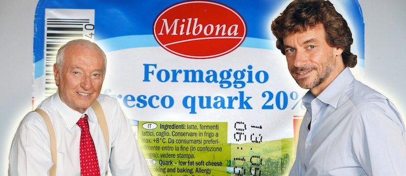 Superquark, Milbona strikes again!