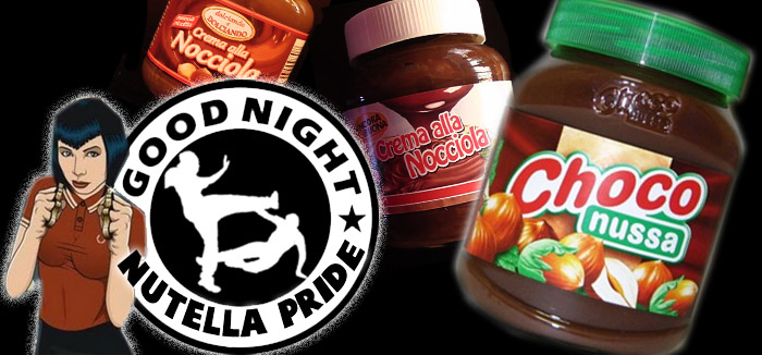 Good Night, Nutella Pride!