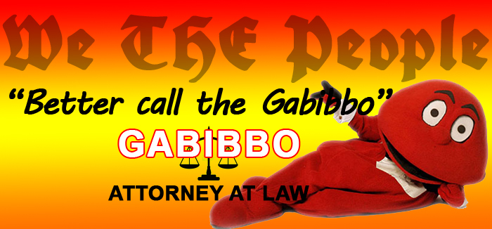 Better call the GABIBBO.
